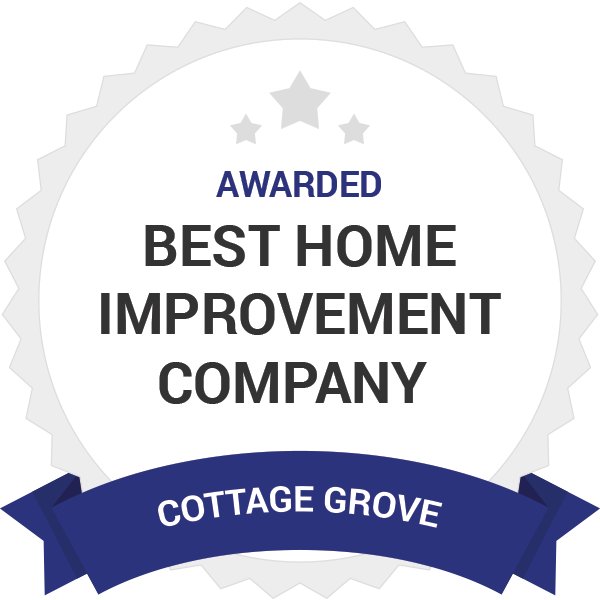 2009 Cottage Grove Best Home Improvement Company